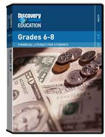 Financial Literacy for Students: Grades 6-8 DVD