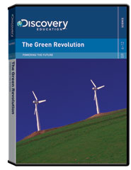Powering the Future: The Green Revolution DVD