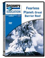 Fearless Planet: Great Barrier Reef DVD