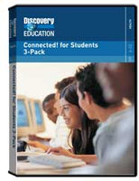 Connected! for Students 3-Pack DVD