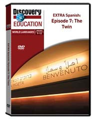 EXTRA Spanish Episode 7: The Twin DVD