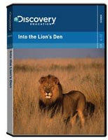 Into the Lion's Den DVD