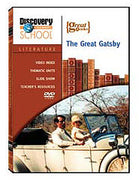 Great Books: The Great Gatsby DVD