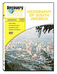Geography of South America DVD