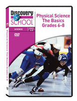Physical Science: The Basics 6-8 DVD