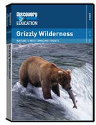 Nature's Most Amazing Events: Grizzly Wilderness DVD