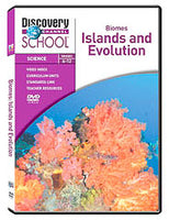 Biomes: Islands  and  Evolution DVD