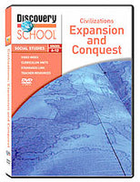 Civilizations: Expansion  and  Conquest DVD