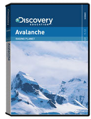 Raging Planet: Avalanche DVD