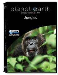 PLANET EARTH: Jungles DVD