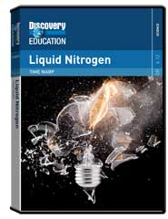 Time Warp: Liquid Nitrogen DVD