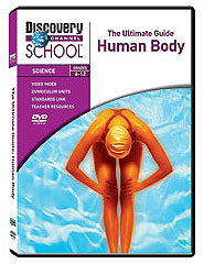 The Ultimate Guide: Human Body DVD