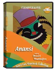 Rabbit Ears Storybook Collection: Anansi DVD