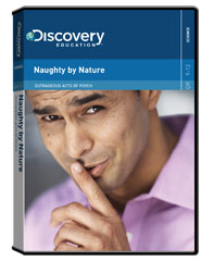 Outrageous Acts of Psych: Naughty by Nature DVD