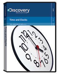 The Language of Math: K-2: Time and Clocks