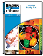 Food Basics: Family Fun DVD