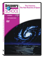 Exploring Space: The Universe: The Vast Reaches of Space DVD