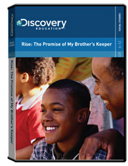 Rise: The Promise of My Brother's Keeper DVD