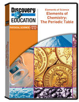 Elements of Chemistry: Understanding the Periodic Table DVD