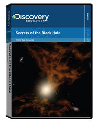 Strip the Cosmos: Secrets of the Black Hole DVD