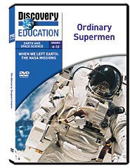 When We Left Earth: Ordinary Superman DVD