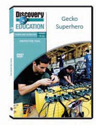 Prototype This! Gecko Superhero DVD