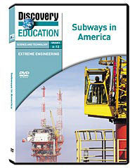 Extreme Engineering: Subways in America DVD