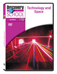 Technology and Space DVD