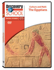 Culture and Math: The Egyptians DVD