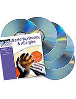 Bacteria, Viruses,  and  Allergies 5-Pack CD-ROM