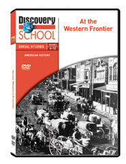 At the Western Frontier DVD