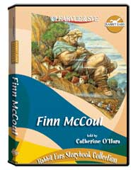 Rabbit Ears Storybook Collection: Finn McCoul DVD