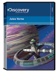 Prophets of Science Fiction: Jules Verne DVD