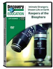 Intimate Strangers: Unseen Life on Earth - Keepers of the Biosphere DVD