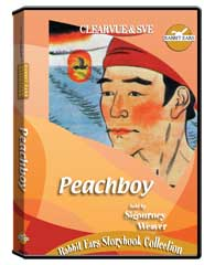Rabbit Ears Storybook Collection: Peachboy DVD
