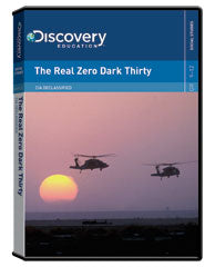 CIA Declassified:  The Real Zero Dark Thirty DVD