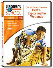 Jeff Corwin Experience: Brazil: Exploring the Wetlands DVD