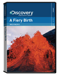 Wild Pacific: A Fiery Birth DVD