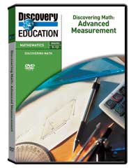Discovering Math: Advanced Measurement DVD