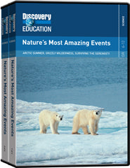 Nature's Most Amazing Events 6-Pack DVD