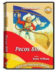 Rabbit Ears Storybook Collection: Pecos Bill DVD