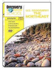 U.S. Geography: The Northeast DVD
