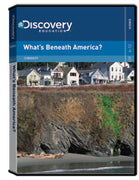 Curiosity: What's Beneath America DVD