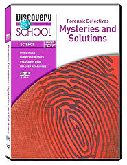 Forensic Detectives: Mysteries and Solutions DVD