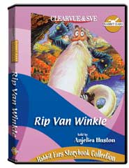 Rabbit Ears Storybook Collection: Rip Van Winkle DVD