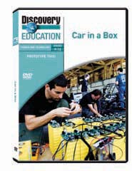 Prototype This! - Car in a Box DVD