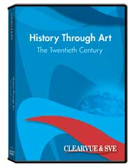 History through Art: The Twentieth Century DVD