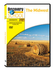 American Geography Close-ups: The Midwest DVD