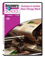 Science in Action: How Things Work DVD