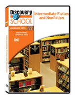 Intermediate Fiction and Nonfiction DVD